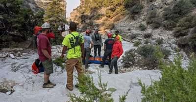 Kilenc nap után mentették meg a túrázókat