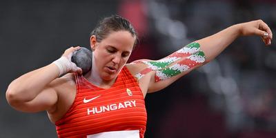 A szülés után fél évvel is szépen helyt álló magyar atléta vb-címvédésre készül