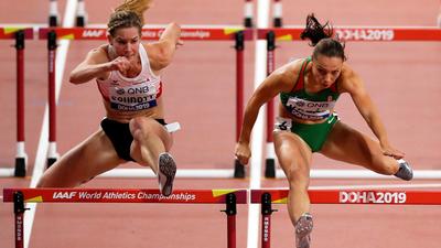 Ébresztő, magyarok! Országos csúcstartónk az olimpiai stadionban.