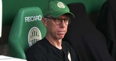 A Fradi vezetőedzője szerint arrogánsan játszottak a Kisvárda ellen
