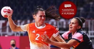Végre megvan az első siker, győzelem a vb-ezüstérmes spanyolok ellen!