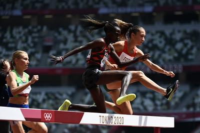 Tóth Lili Anna és Kácser Zita sem jutott döntőbe 3000 méter akadályon