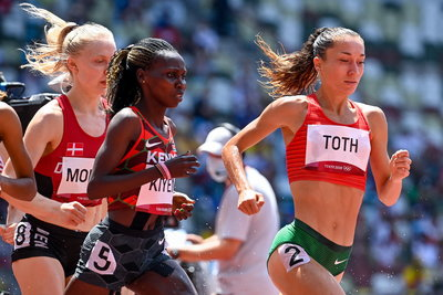 Női atlétáinkról szólt a vasárnap hajnal Tokióban