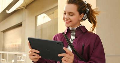120 Hz-es képfrissítéssel jön az új Huawei tablet