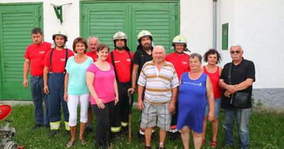 Az Ostffyasszonyfai Önkéntes Tűzoltó Egyesület tavaly februárban alakult meg újra