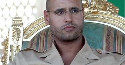 Kadhafi fia él, és visszatérne Líbia élére