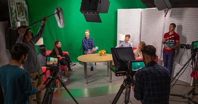 Pótfelvételiznél? Válaszd a Televíziós műsorkészítő felsőoktatási szakképzést!