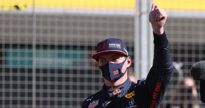 Bajban Verstappen: motort kellett cserélnie a Magyar GP előtt