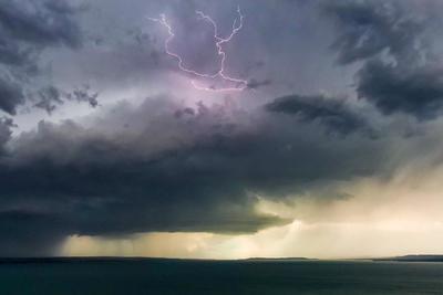Hatalmas vihar jöhet: kiadták a legmagasabb fokú riasztást - A katasztrófavédelem ezt kéri a lakosságtól