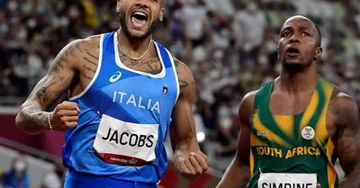 Tokió 2020: olasz aranyérem a 100 méteres síkfutásban