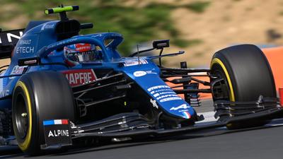 Esteban Ocon nyerte a Forma-1-es Magyar Nagydíjat