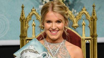 Valóra vált álom: gyönyörű lány lett az Anna-bál szépe