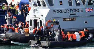 A britek honlappal vezették félre a migránsokat