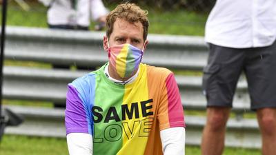 LMBTQ- és Pride-propaganda a 36. Magyar Nagydíjon