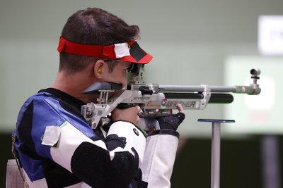Éremért szállnak harcba férfi puskásaink hétfőn az olimpián