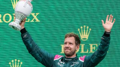 Elvették Sebastian Vetteltől a Magyar Nagydíjon szerzett második helyét