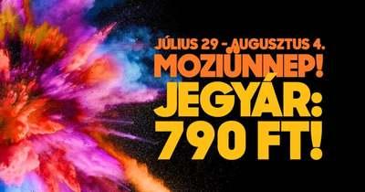 Óriási moziünnep a Sugár Moziban – nézz filmet 790 forintért!