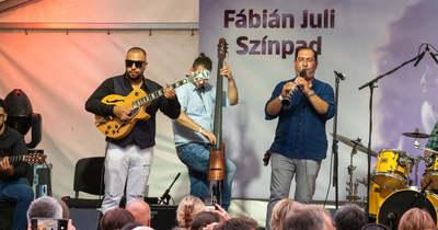 Befejeződött a kilencedik Paloznaki Jazzpiknik