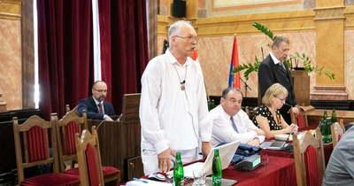 Felfüggesztették: fél évig nem dolgozhat dr. Pócs Alfréd