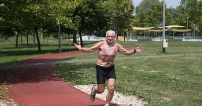 Nem tud leállni a futással a kaposvári nyugdíjas