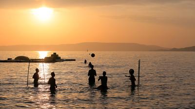 Rekorder lehet az idei nyár, július 24. történelmi csúcsot döntött a belföldi turizmusban