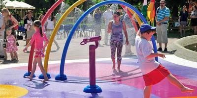 Ezeket a szuper, vizes játszótereket ajánljuk a nyári hőségben
