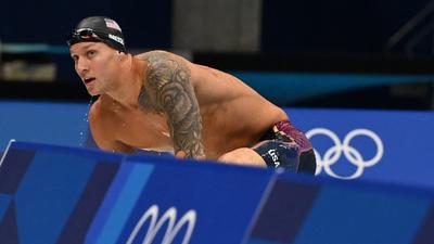 Olimpiai sztorik – a csodaúszó, akinek Milák Kristóf a leendő nagy vetélytársa