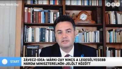Márki-Zay: Egyáltalán nem látom azt, hogy Dobrev Klára vagy Jakab Péter személyével lehetne legyőzni Orbánt