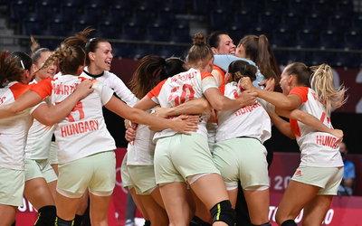 Így jutott be a negyeddöntőbe a magyar női kéziválogatott az olimpián - videó