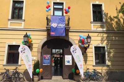 Már látogatható Vác legújabb kulturális attrakciója, ahol Pom Pom és Gombóc Artúr is jelen van