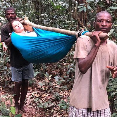 Ashley Judd újra tud járni a horrorsérülése után - videó