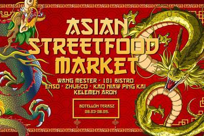 Erről a budapesti terasztról Ázsia street food piacaira utazhatunk