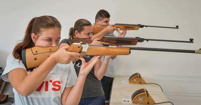A Heves megyei sportlövők országos dobogóra lőtték magukat