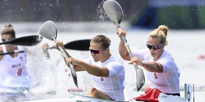 A Kozák-Bodonyi kettős megdöntötte Kovács Katalin és Janics Natasa olimpiai csúcsát