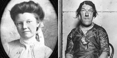 Mégis hogyan lett a gyönyörű arcú nőből szörnyszülött?