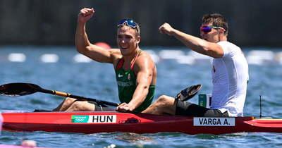 Éremesővel indult a nap! Megvan az újabb magyar aranyérem, dupláztak a sportolóink