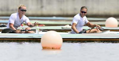 Magyar éremeső az olimpián, Kozák Danutáék is termelni kezdtek