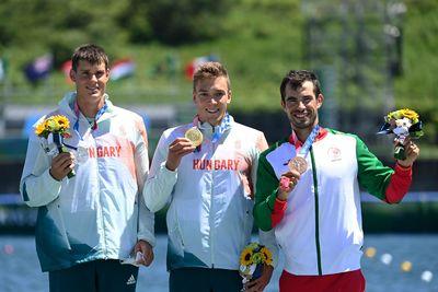 Olimpiai bajnok Kopasz Bálint