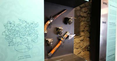 Ezt nem hiszed el! Elloptak egy XVI. századi fegyvert a Szigligeti várból