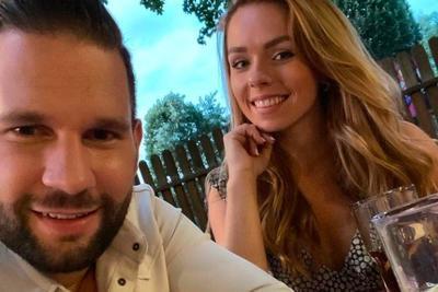 Titokban házasodott össze Rácz Jenő és Gyuricza Dóra: itt mondták ki a boldogító igent