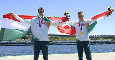 Szenzációs éremeső! Taroltak a magyar olimpikonok