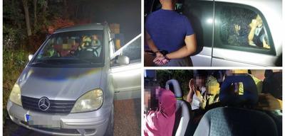 Újabb embercsempész őrizetben