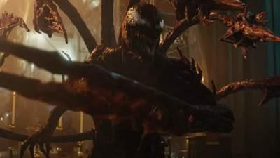 Tom Hardy és Woody Harrelson vérontást rendeznek a Venom 2-ben - videó