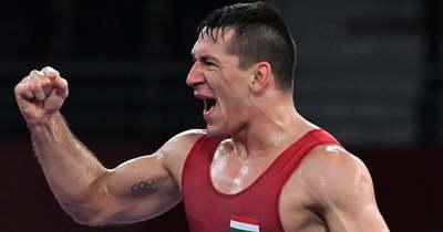 Teljesen begőzölt a magyar olimpikon ellenfele