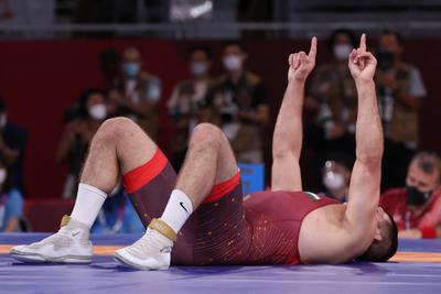 Olimpiai bajnok Lőrincz Tamás!