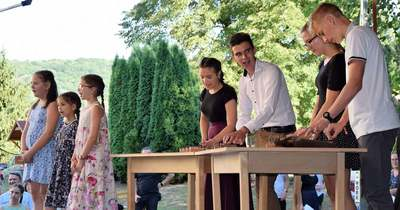 A Szécsiszigeti Folk Fesztivál iránt a határon túlról is volt érdeklődés