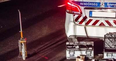 Két ittas sofőr ugyanazzal a teherautóval okozott két különböző balesetet Szentgotthárdon