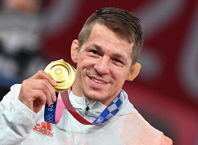 Így nyert aranyérmet Lőrincz Tamás az olimpiai döntőben - képek