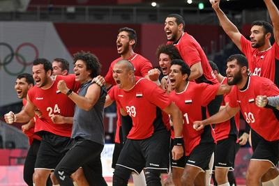 Egyiptom történelmet írva a legjobb négy között az olimpiai kézilabdatornán