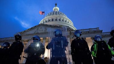 Már négyen követtek el öngyilkosságot a Capitoliumot védő rendőrök közül